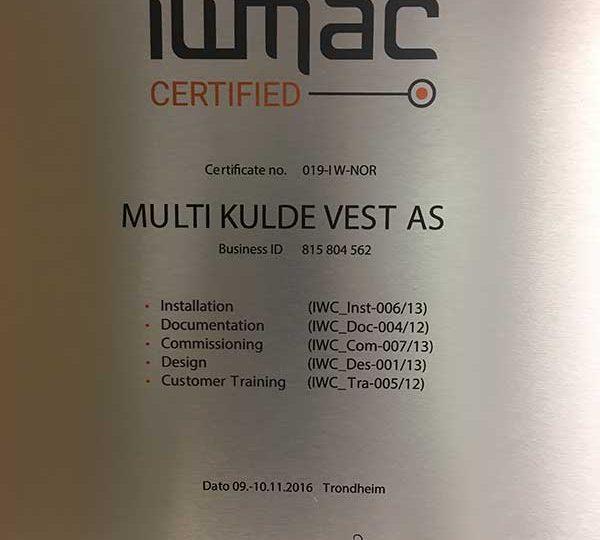 Hva er en sertifisert IWMAC partner?